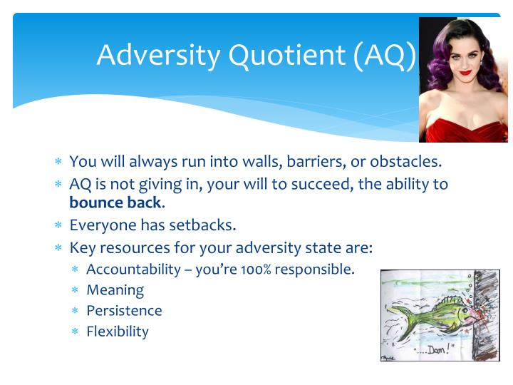 Adversity Quotient (AQ)