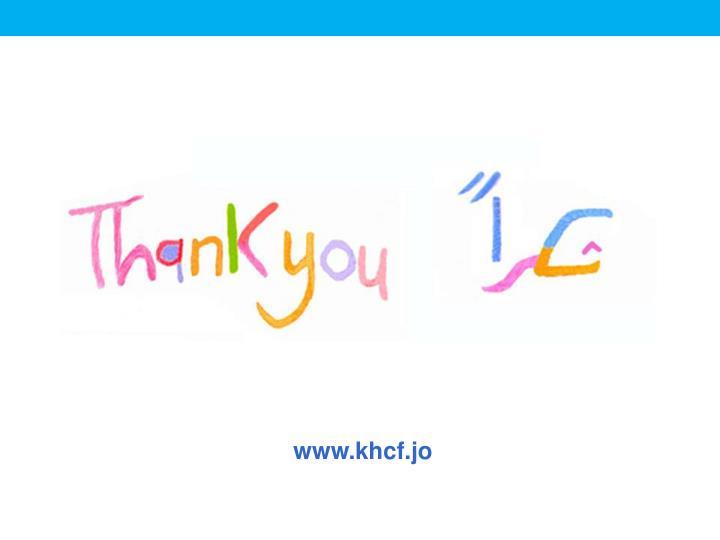 www.khcf.jo