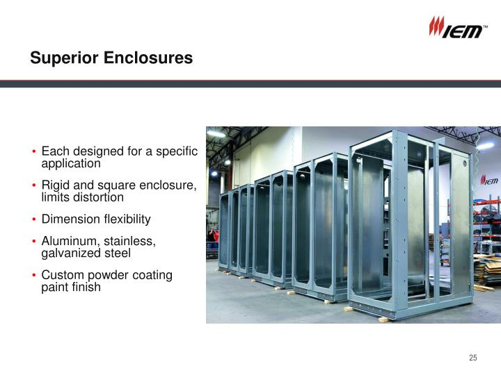 Superior Enclosures