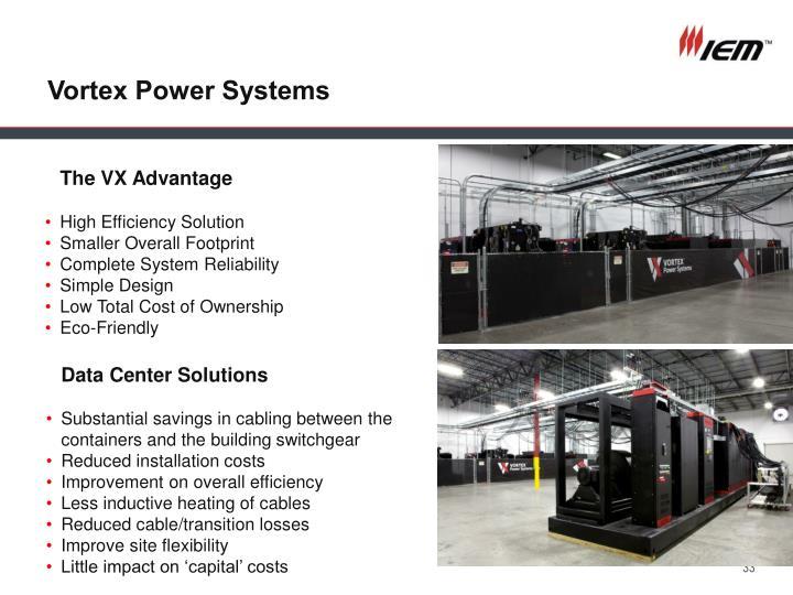 Vortex Power Systems