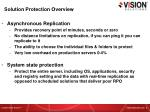 solution protection overview