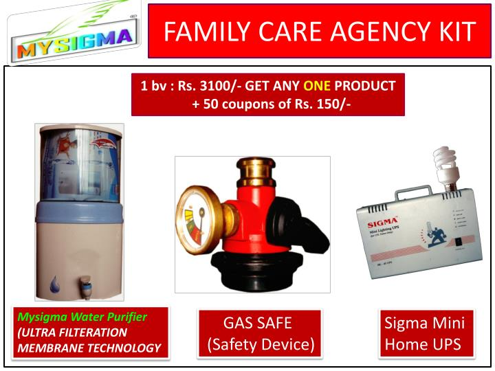 FAMILY CARE AGENCY KIT