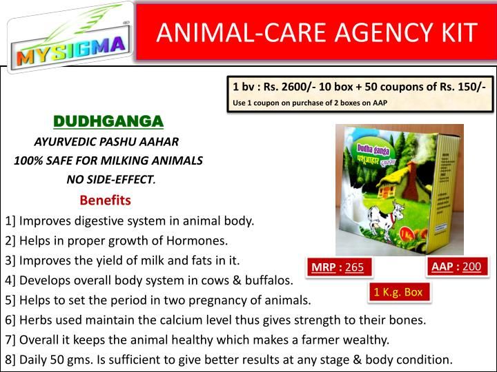 ANIMAL-CARE AGENCY KIT