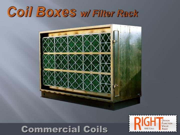 Coil Boxes