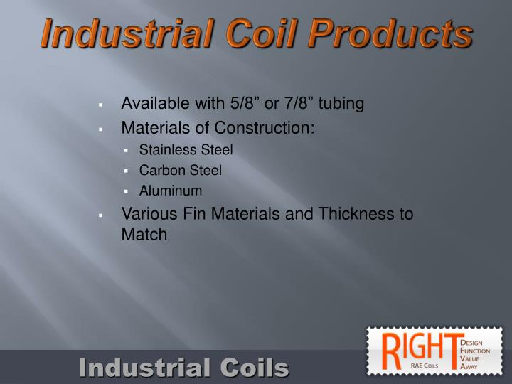 Industrial Coil Products