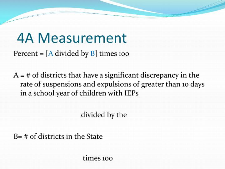 4A Measurement