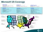 microsoft us coverage