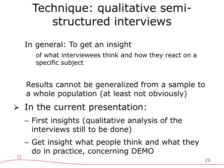 advantages of interviews in qualitative research Qualitative research: a source of evidence to inform nursing practice however, not all qualitative research is interviews as a qualitative research method.