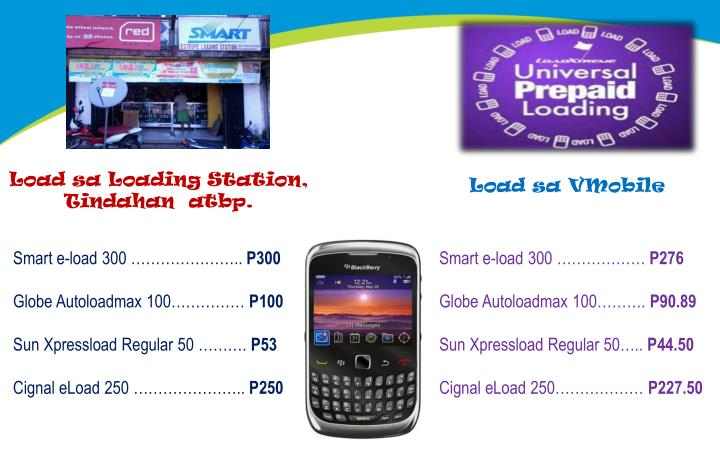 Load sa Loading Station,