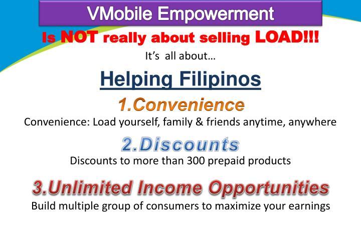 VMobile Empowerment