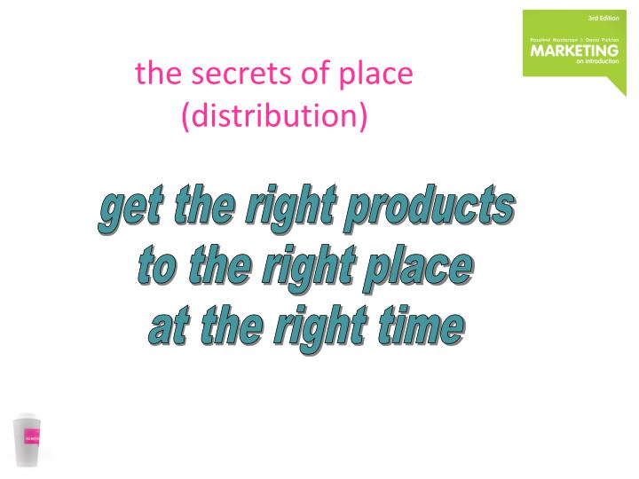 get the right products