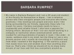 barbara rumpret