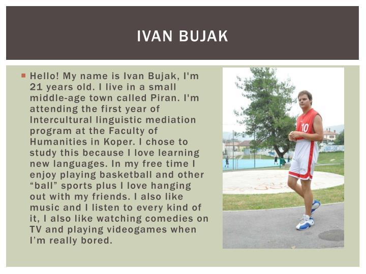 Ivan bujak
