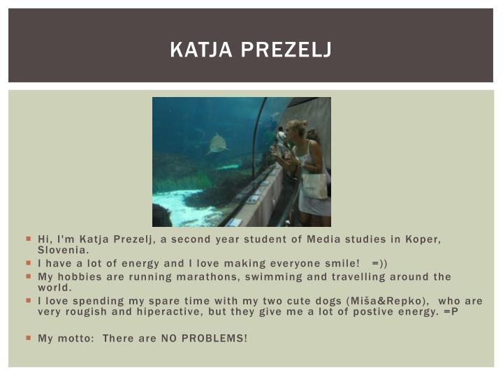Katja Prezelj