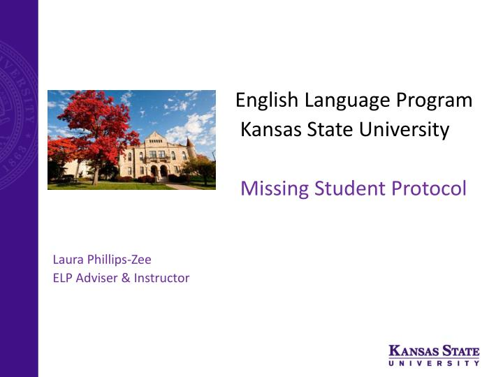 English Language Program
