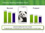 industry leading wireless churn
