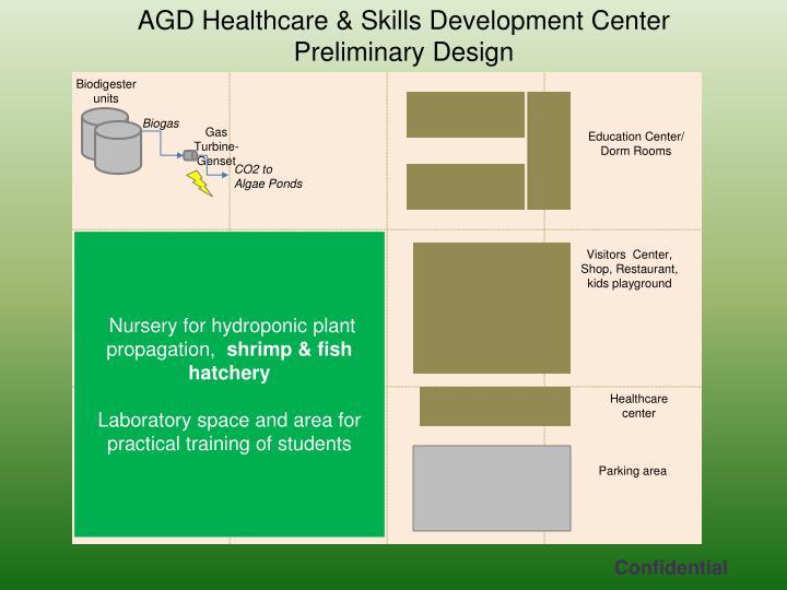 AGD Healthcare & Skills Development Center