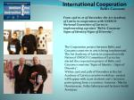 international cooperation5