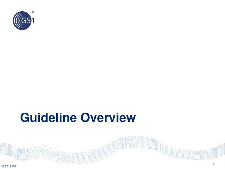 Guideline Overview