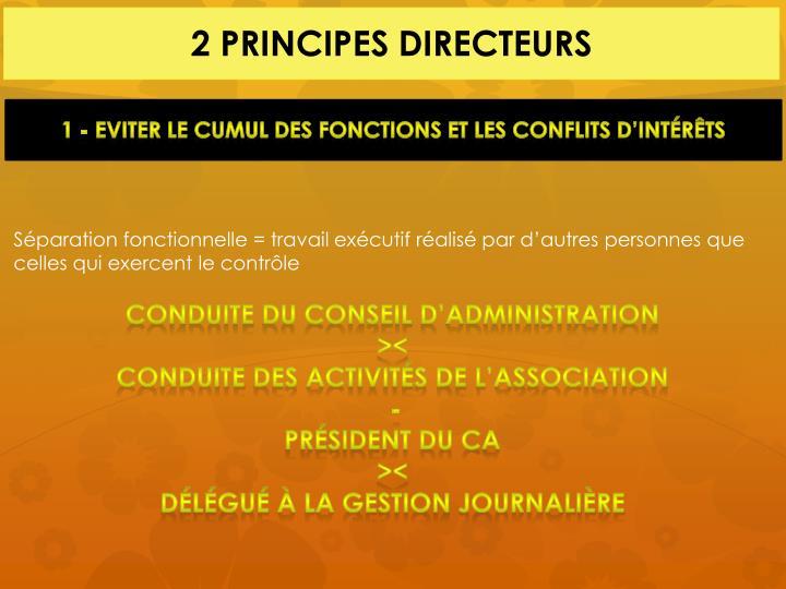 2 PRINCIPES