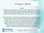 strategic capacity2