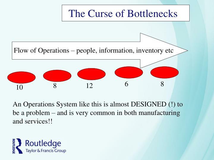 The Curse of Bottlenecks