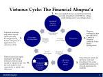 virtuous cycle the financial ahupua a