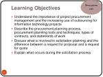 learning objectives14