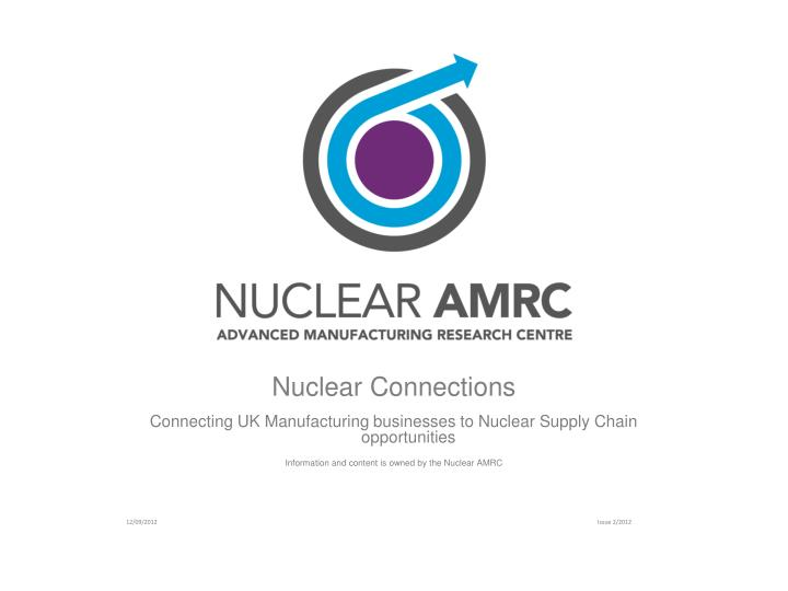 Nuclear Connections