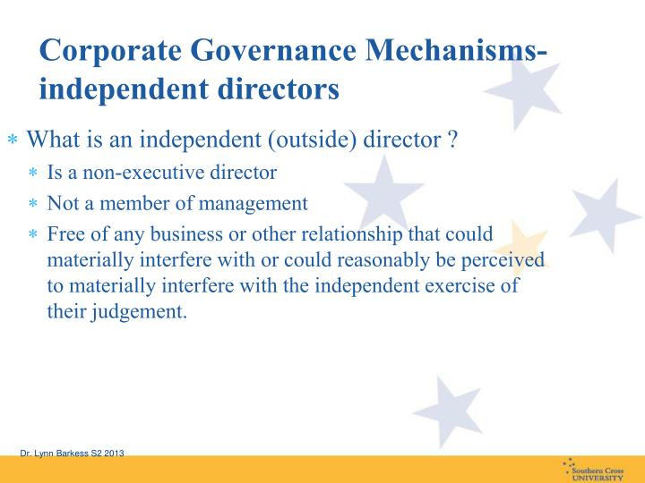 corporate governance mechanisms and extent of We examine the relationship between corporate governance and the extent of corporate social responsibility (csr) disclosures in the annual reports of bangladeshi companies.