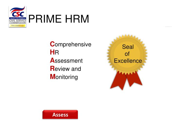 PRIME HRM