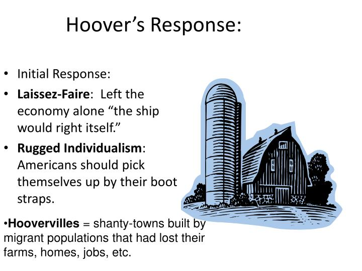 Hoover's Response: