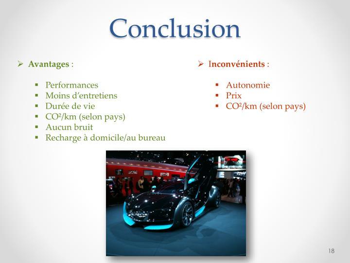ppt forces et faiblesses de la voiture lectrique powerpoint presentation id 1668860. Black Bedroom Furniture Sets. Home Design Ideas