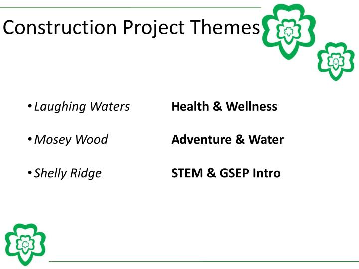 Construction Project Themes