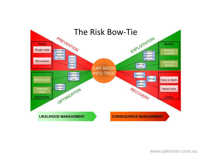 The Risk Bow-Tie