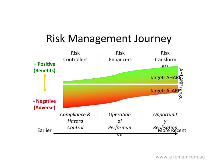 Risk Management Journey