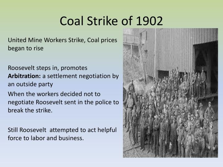 Coal Strike of 1902