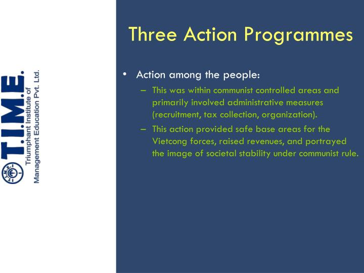 Three Action