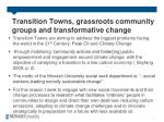 transition towns grassroots community groups and transformative change2