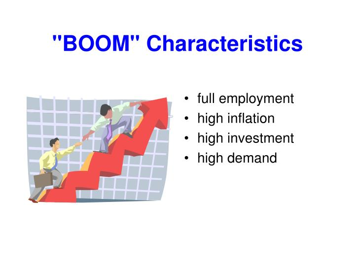 """BOOM"" Characteristics"