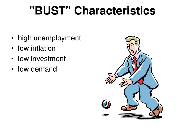 """BUST"" Characteristics"