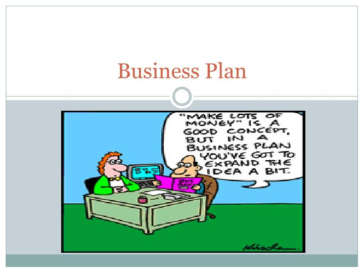 Whats A Business Plan