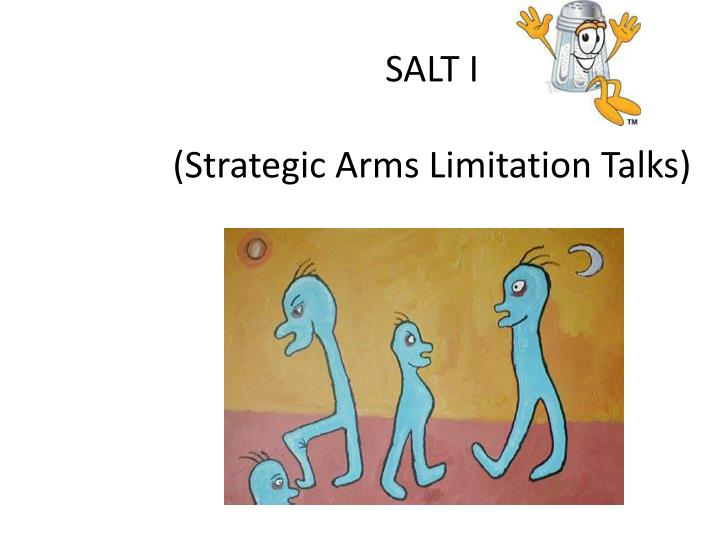 SALT I