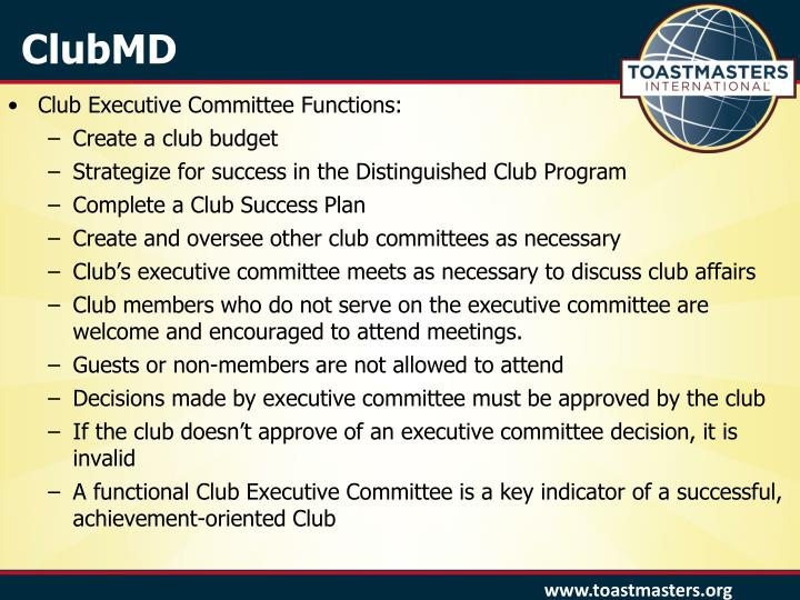 ClubMD