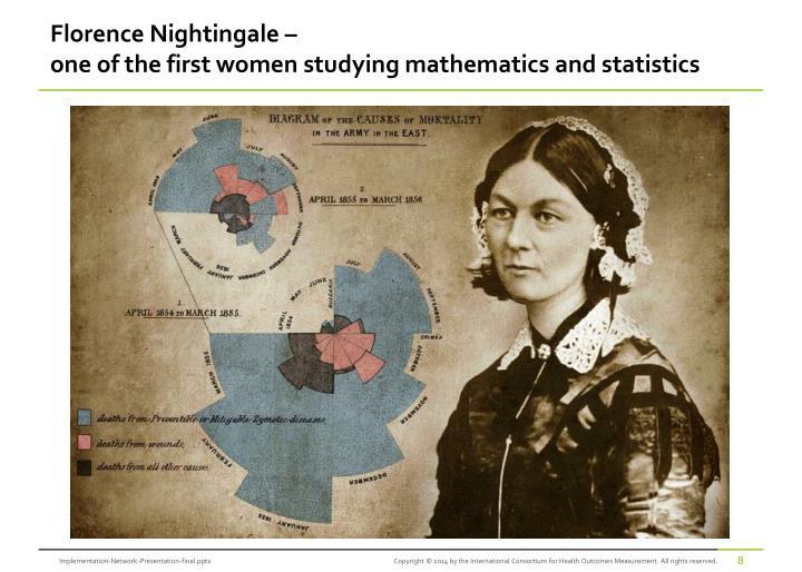Florence Nightingale –