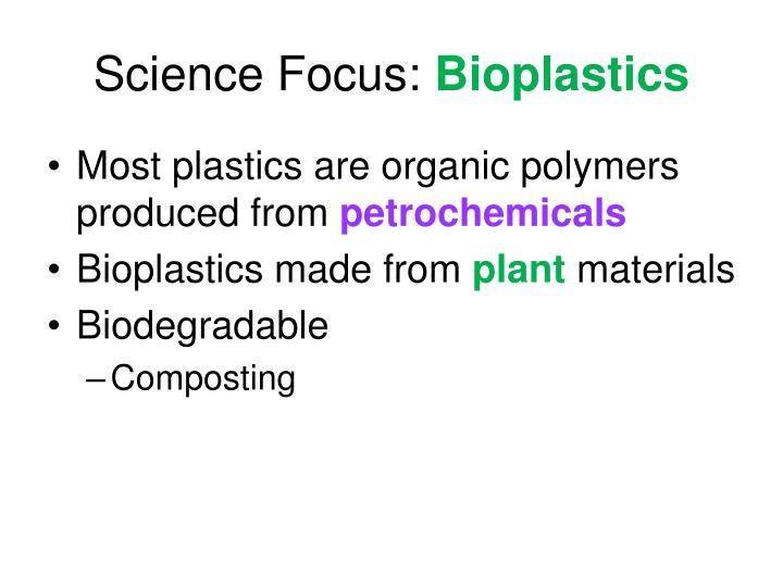 Science Focus:
