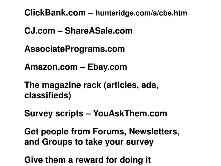 ClickBank.com –