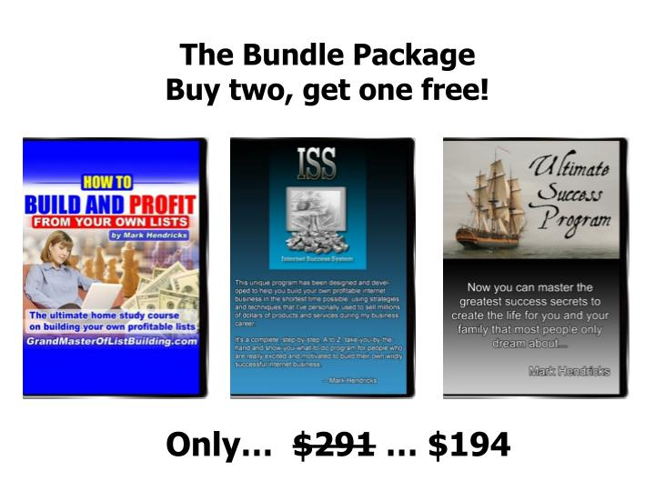 The Bundle Package