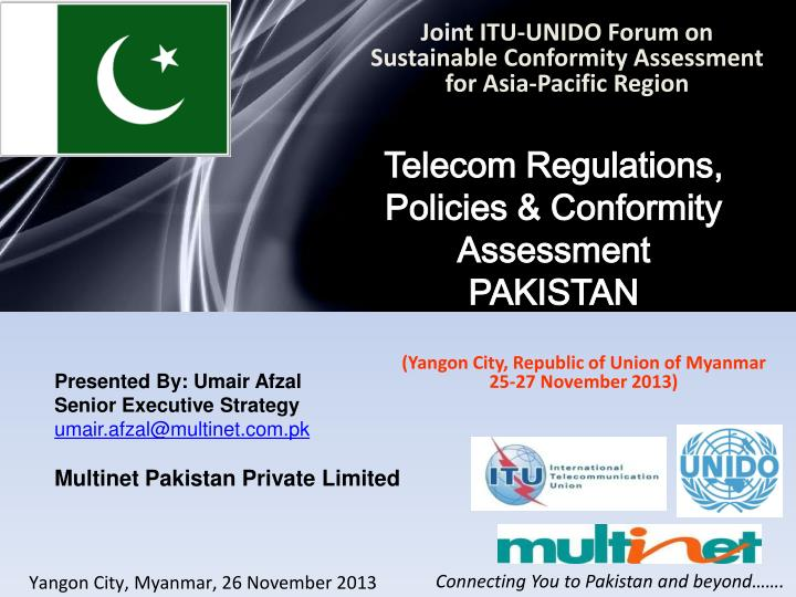 Joint ITU-UNIDO Forum on