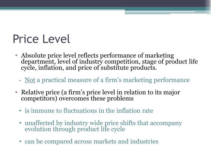 Price Level